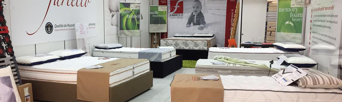Materassi Fariello.Materassi In Lattice Molle Memory Al Centro Commerciale Il Rondo
